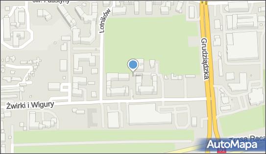 Plac zabaw, Ogródek, Grudziądzka 113e, Toruń 87-100 - Plac zabaw, Ogródek