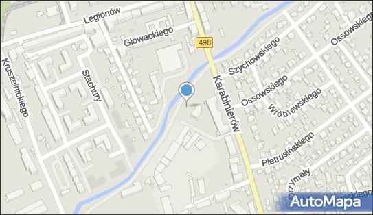 Plac zabaw, Ogródek, Karabinierów498 26, Grudziądz 86-300 - Plac zabaw, Ogródek