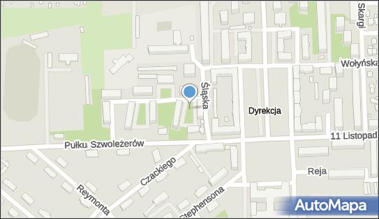 Plac zabaw, Ogródek, Śląska 1, Chełm 22-100 - Plac zabaw, Ogródek