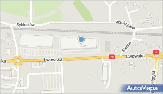 Planet Cash - Bankomat, Lwowska 17a, Przemyśl 37-700
