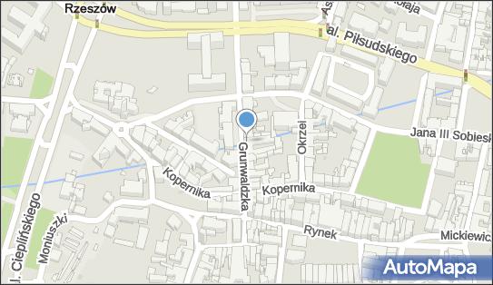 Planet Cash - Bankomat, Grunwaldzka 18, Rzeszów 35-068, godziny otwarcia