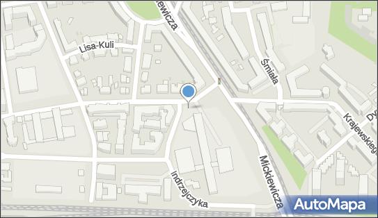 Parking Płatny-strzeżony, Zajączka Józefa, gen., Warszawa 01-505, 01-510, 01-518, 01-522 - Płatny-strzeżony - Parking