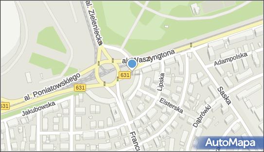 Play GSM900, Aleja Jerzego Waszyngtona 2B, Warszawa - Play - BTS