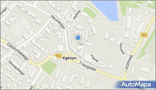 Play GSM900, Kaszubska 1, Kętrzyn - Play - BTS