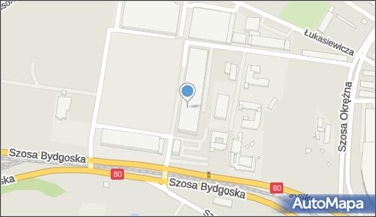 Play GSM900, Szosa Bydgoska 52, Toruń - Play - BTS