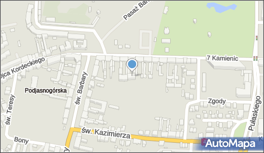 Play UMTS, 7 Kamienic 21, Częstochowa - Play - BTS