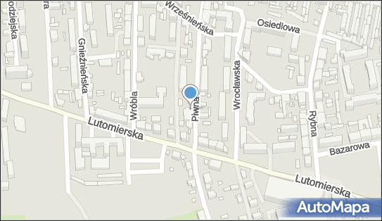 GSM1800 Plus, Piwna 24, Łódź - Plus - GSM1800
