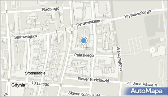 GSM1800 Plus, gen. Kazimierza Pułaskiego 8, Gdynia - Plus - GSM1800