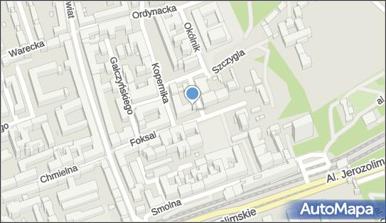 GSM1800 Plus, Foksal 12/14, Warszawa - Plus - GSM1800