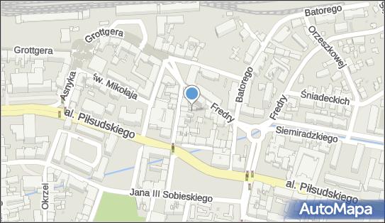 GSM1800 Plus, Aleksandra Fredry 4, Rzeszów - Plus - GSM1800