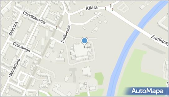 Plus - Hotspot, Podpromie 10, Rzeszów - Plus - Hotspot