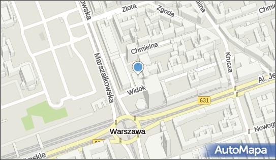UMTS Plus, Widok 19, Warszawa - Plus - UMTS