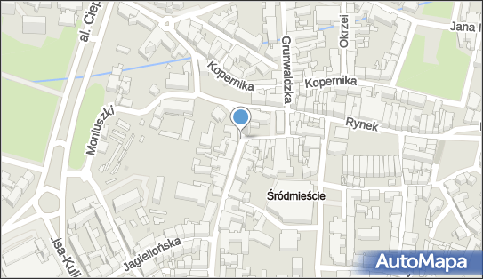 UMTS Plus, Plac Farny, nr dz. 971, obręb 207, Rzeszów - Plus - UMTS