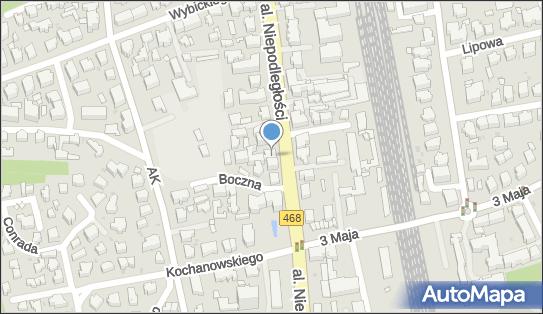 FUP Sopot 1, Aleja Niepodległości 724, Sopot 81-701, godziny otwarcia, numer telefonu