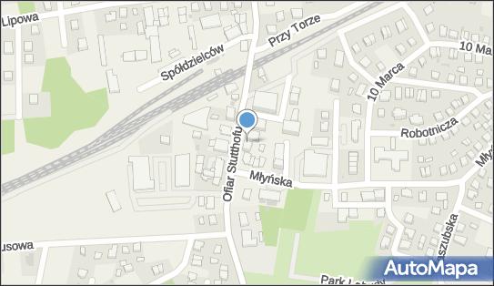 UP Luzino, ul. Ofiar Stutthofu 7, Luzino 84-242, godziny otwarcia, numer telefonu