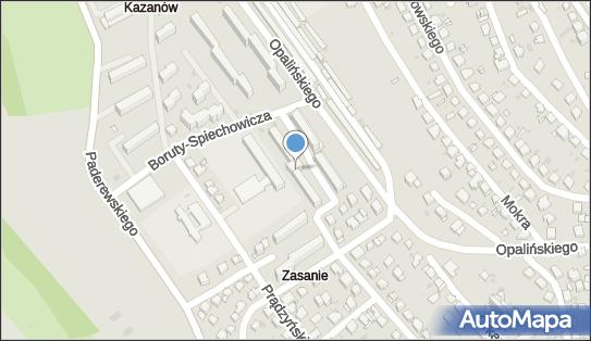 UP Przemyśl 3, ul. Kazimierza Opalińskiego 11 A, Przemyśl 37-701, godziny otwarcia, numer telefonu