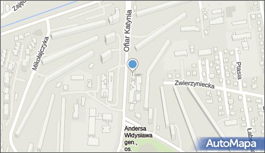UP Rzeszów 13, ul. Ofiar Katynia 6, Rzeszów 35-213, godziny otwarcia, numer telefonu