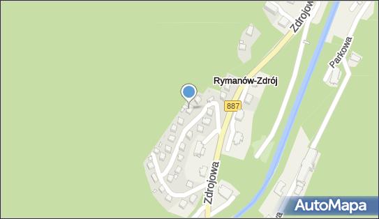Anna Kałwik, Słoneczny Stok 25, Rymanów-Zdrój 38-481 - Pokój gościnny, numer telefonu