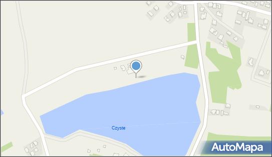 Czyste, Grodzisko Dolne, Grodzisko Dolne 37-306 - Pole namiotowe