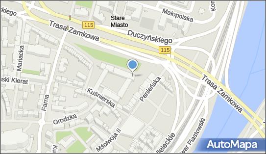 Zamkowa, Rycerska 3, Szczecin - Polska - Restauracja, godziny otwarcia, numer telefonu