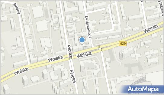 Doradztwo Finansowe, Wolska 54, Warszawa 01-134 - Pośrednictwo finansowe, NIP: 5272156960