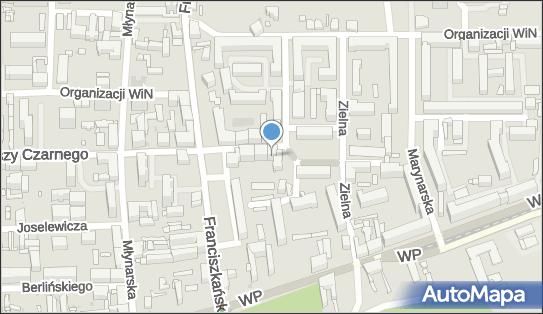 Centrum Zajęć Pozaszkolnych Nr 1, ul. Zawiszy Czarnego 39 91-818 - Pozaszkolne, numer telefonu