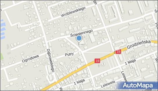 Prim Market - Sklep, ul. Kilińskiego 6, Sokółka 16-100, godziny otwarcia
