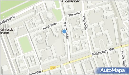 Ad Astra, Mazowiecka 11, Warszawa 00-052 - Przedsiębiorstwo, Firma, NIP: 5251249099