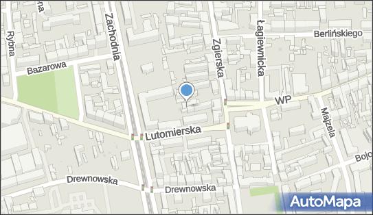 Ada F H U, Zgierska 24, Łódź 91-059 - Przedsiębiorstwo, Firma, NIP: 7261627121