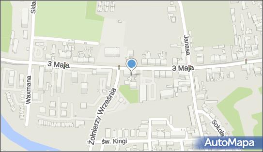 Adam Czepan Spaw-Kort, 3 Maja 91, Chorzów 41-500 - Przedsiębiorstwo, Firma, NIP: 6271161698