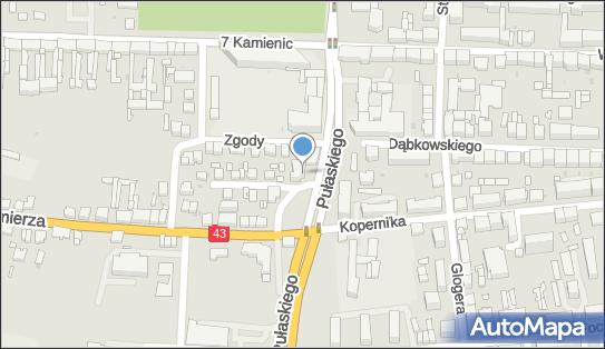Adr, ul. Pułaskiego 10, Częstochowa 42-200 - Przedsiębiorstwo, Firma, numer telefonu, NIP: 5732300402