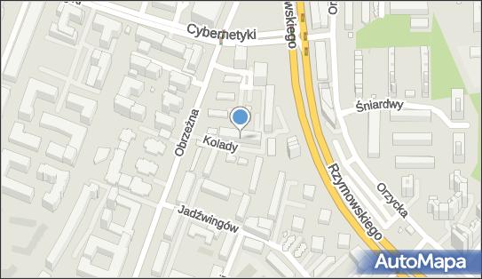 Agencja Handlowa, Kolady 4, Warszawa 02-691 - Przedsiębiorstwo, Firma, NIP: 5211763275