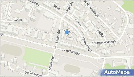 Agencja Ka, ul. Legionów 17 A, Gdynia 81-378 - Przedsiębiorstwo, Firma, NIP: 5861864609