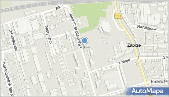 Agencja MDM, ul. Jana Sobieskiego 4, Zabrze 41-800 - Przedsiębiorstwo, Firma, NIP: 6480016204