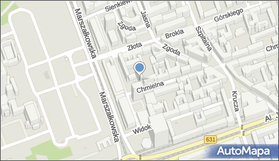 Agencja Ochrony Kowalczyk, ul. Chmielna 34, Warszawa 00-020 - Przedsiębiorstwo, Firma, numer telefonu, NIP: 8221978748