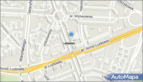 Agencja Reklamowa Belladonna, Marszałkowska 28, Warszawa 00-576 - Przedsiębiorstwo, Firma, numer telefonu, NIP: 5260006864