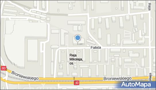 Agencja Ubezpieczeniowa, ul. Juliana Fałata 92D, Toruń 87-100 - Przedsiębiorstwo, Firma, NIP: 8791477486