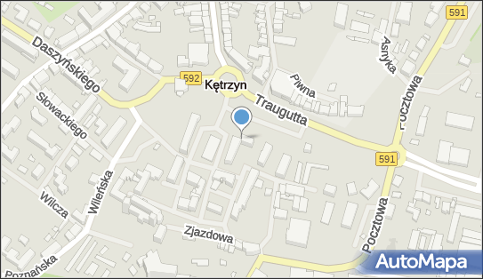 Agencja Ubezpieczeniowa, Rycerska 1, Kętrzyn 11-400 - Przedsiębiorstwo, Firma, NIP: 7421063533