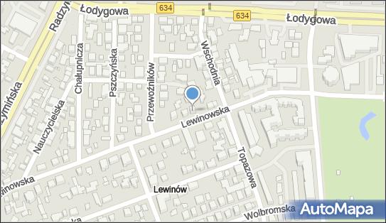 Agent Ubezpieczeniowy Grabska Monika, Lewinowska 25, Warszawa 03-684 - Przedsiębiorstwo, Firma, NIP: 6621161085