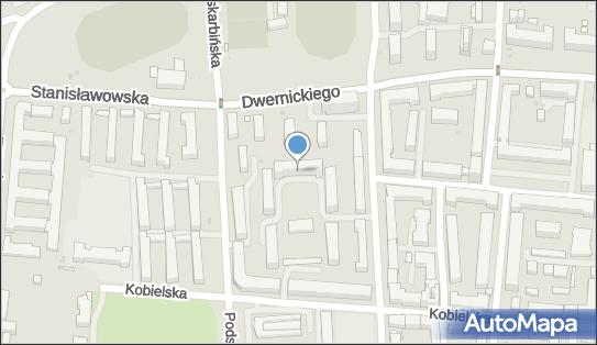 Agent Ubezpieczeniowy, Podskarbińska 10A, Warszawa 03-833 - Przedsiębiorstwo, Firma, NIP: 1132464197
