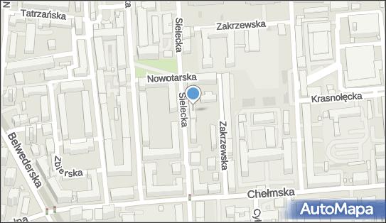 Agent Ubezpieczeniowy, Sielecka 6/8, Warszawa 00-738 - Przedsiębiorstwo, Firma, NIP: 5211512202