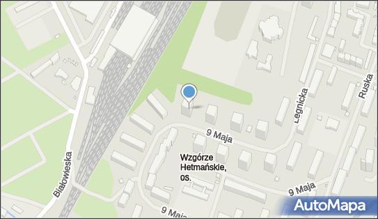 Agent Ubezpieczeniowy, ul. 9 Maja 10/77, Szczecin 70-136 - Przedsiębiorstwo, Firma, NIP: 9551124174