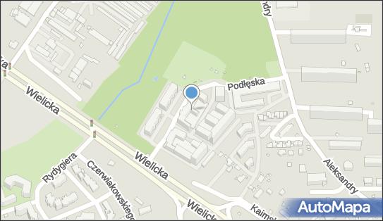 Aj Studio Fryzur Ul Podłęska 9 Kraków 30 865 Przedsiębiorstwo