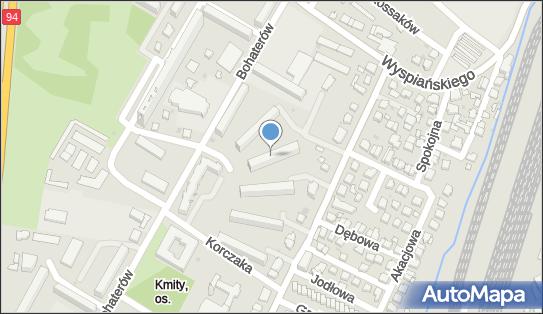 Akces, ul. Janusza Korczaka 8, Rzeszów 35-114 - Przedsiębiorstwo, Firma, NIP: 8132314751