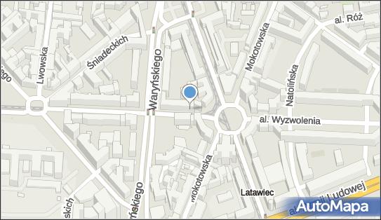 Ako Studium Antykorozji, Nowowiejska 4, Warszawa 00-649 - Przedsiębiorstwo, Firma, NIP: 5261538439