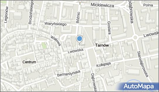 Al-Dent, ul. Lwowska 12C, Tarnów 33-100 - Przedsiębiorstwo, Firma, NIP: 8732975490