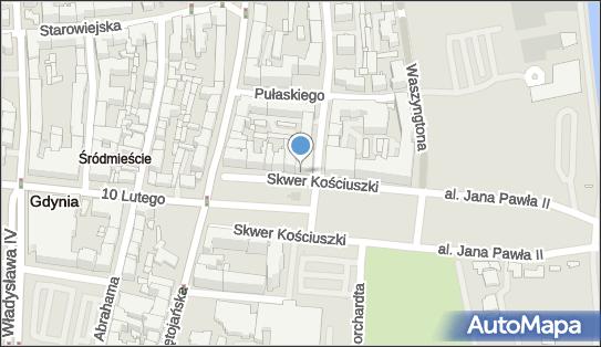 Aleksandra Steller Gil Kancelaria Adwokacka, skwer Kościuszki 14 81-370 - Przedsiębiorstwo, Firma, NIP: 5791896595