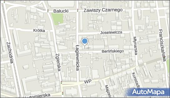 ALFA, ul. H. Berlińskiego 4, Łódź 91-831 - Przedsiębiorstwo, Firma, NIP: 7262620351