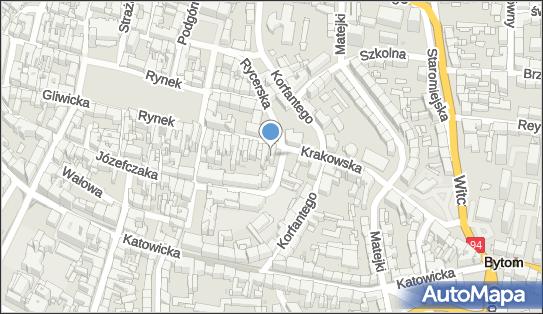 Altrans, ul. Krakowska 22, Bytom 41-900 - Przedsiębiorstwo, Firma, numer telefonu, NIP: 6440015552