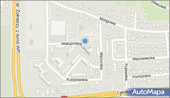 Amore Gabriela Krupa, Małopolska 8, Rzeszów 35-620 - Przedsiębiorstwo, Firma, NIP: 8133176854